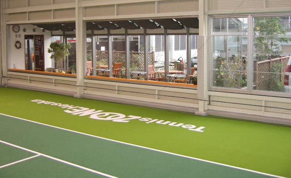 アクセス | Golf Tennis ZONE  Hesaka